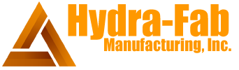 Logo, Hydra-Fab Manufacturing, Inc. - Water Well Drilling Rigs